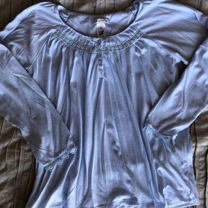 Liz Claiborne Intimates & Sleepwear - Baby Blue Liz Clairborne Pajamas